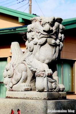 谷在家赤城神社(足立区谷在家)5