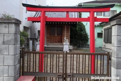 子の神稲荷神社(足立区江北)1