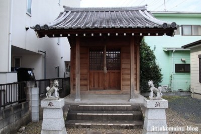 子の神稲荷神社(足立区江北)2