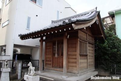子の神稲荷神社(足立区江北)5