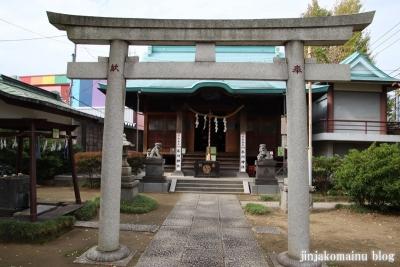 西新井氷川神社(足立区西新井本町)3