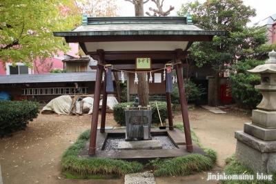 西新井氷川神社(足立区西新井本町)4