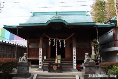 西新井氷川神社(足立区西新井本町)5