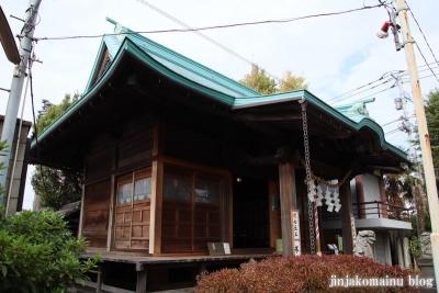 西新井氷川神社(足立区西新井本町)6