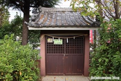 西新井氷川神社(足立区西新井本町)10