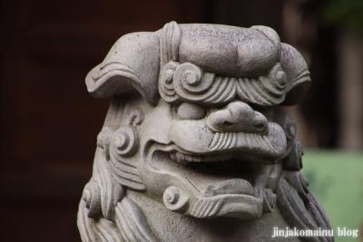西新井氷川神社(足立区西新井本町)19
