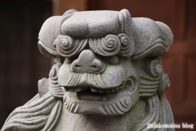 西新井氷川神社(足立区西新井本町)21
