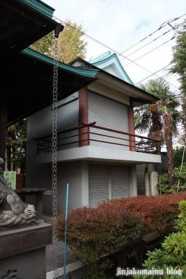 西新井氷川神社(足立区西新井本町)24