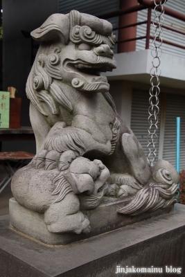 西新井氷川神社(足立区西新井本町)12