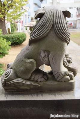 西新井氷川神社(足立区西新井本町)13