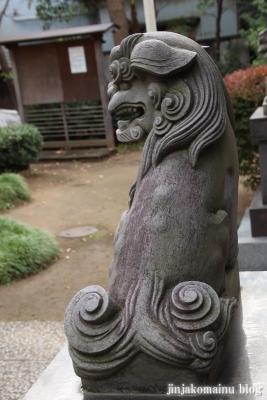 西新井氷川神社(足立区西新井本町)14