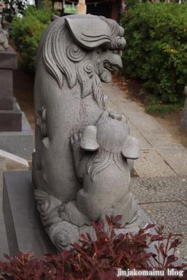 西新井氷川神社(足立区西新井本町)18