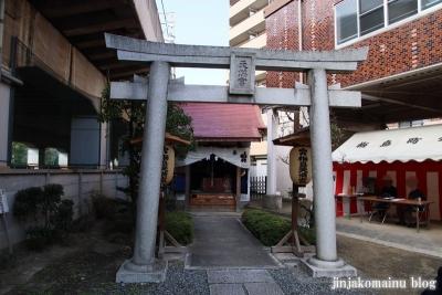 梅島天満宮(足立区梅島)1