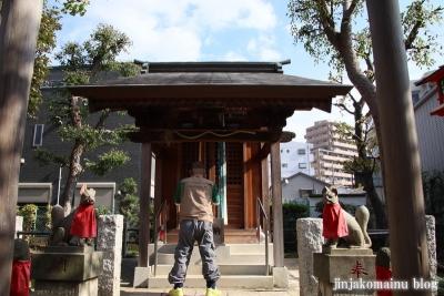 佐竹稲荷神社(足立区梅田)5