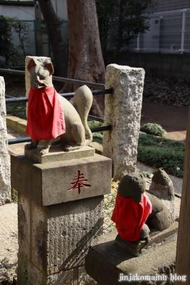 佐竹稲荷神社(足立区梅田)3