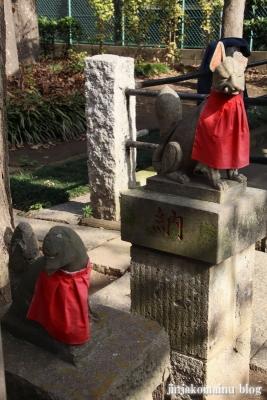 佐竹稲荷神社(足立区梅田)4