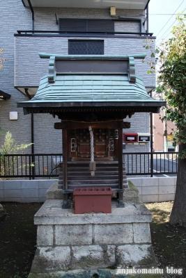 三十番上七面大明神社(足立区足立)4