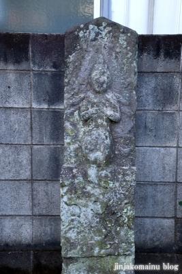 三十番上七面大明神社(足立区足立)6