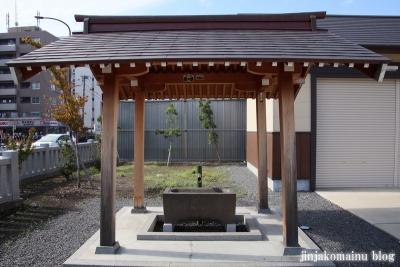 西加平神社(足立区西加平)4