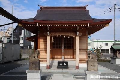 西加平神社(足立区西加平)5
