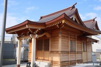 西加平神社(足立区西加平)7