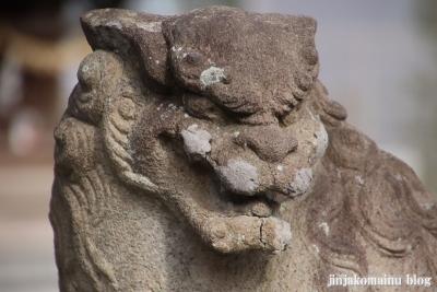 西加平神社(足立区西加平)20