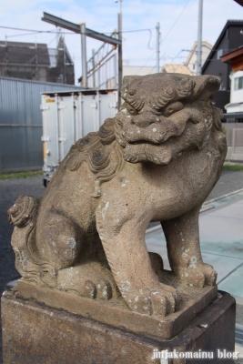 西加平神社(足立区西加平)17
