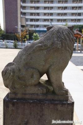 西加平神社(足立区西加平)13