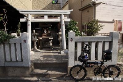 鈴野稲荷神社(足立区一ッ家)1