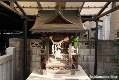 鈴野稲荷神社(足立区一ッ家)4