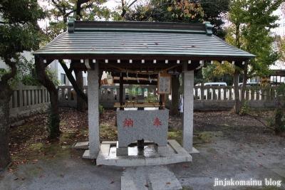 六木諏訪神社(足立区六木)2