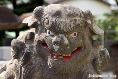 六木諏訪神社(足立区六木)19