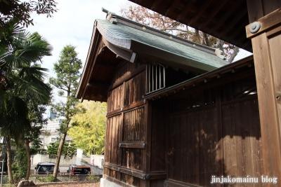 六木諏訪神社(足立区六木)8