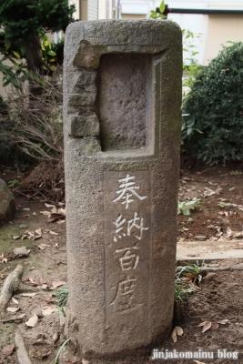 六木諏訪神社(足立区六木)9