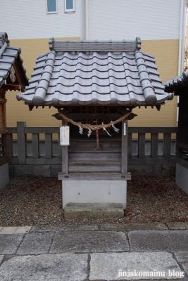 六木諏訪神社(足立区六木)21