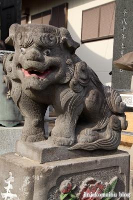 六木諏訪神社(足立区六木)11