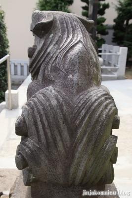 六木諏訪神社(足立区六木)13