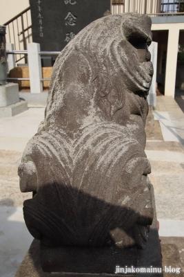 六木諏訪神社(足立区六木)17