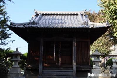 上谷中稲荷神社(足立区谷中)6