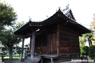 上谷中稲荷神社(足立区谷中)11