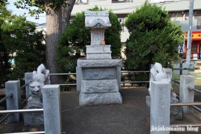 上谷中稲荷神社(足立区谷中)13