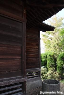 上谷中稲荷神社(足立区谷中)12