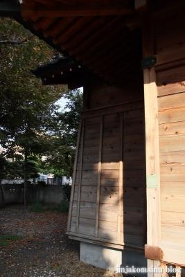 下谷中稲荷神社  (足立区谷中)9