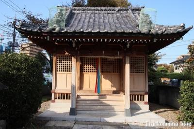 下谷中稲荷神社  (足立区谷中)7