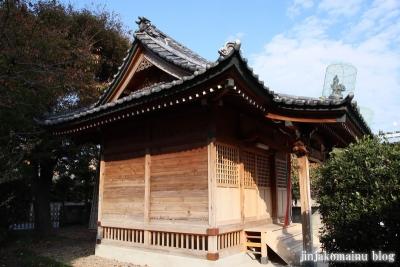 下谷中稲荷神社  (足立区谷中)8
