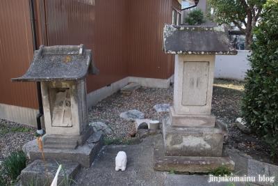 下谷中稲荷神社  (足立区谷中)10