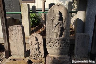 下谷中稲荷神社  (足立区谷中)14