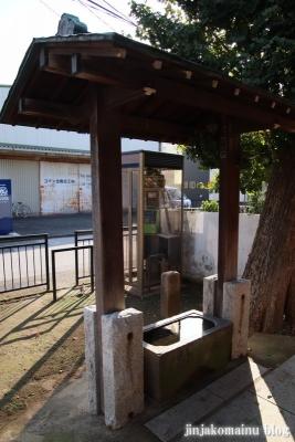 砂原稲荷神社(葛飾区西亀有)3
