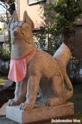 砂原稲荷神社(葛飾区西亀有)4