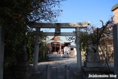 上千葉香取神社(葛飾区堀切)1